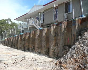 News qpile foundations for Wood piling foundation cost